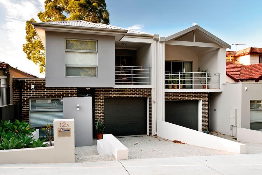 Duplex Developments Perth | Developments By Dale Alcock